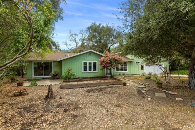 9523 Sunnyside Ave, Ben Lomond, CA 95005 (#ML81745107) :: The Kulda Real Estate Group