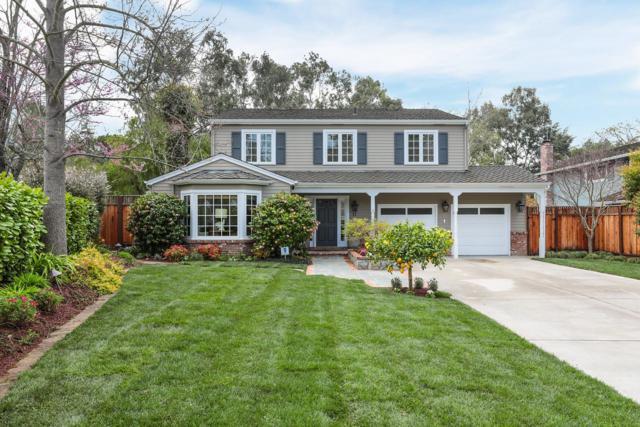 11 Middlebury Ln, Los Altos, CA 94022 (#ML81745239) :: The Realty Society