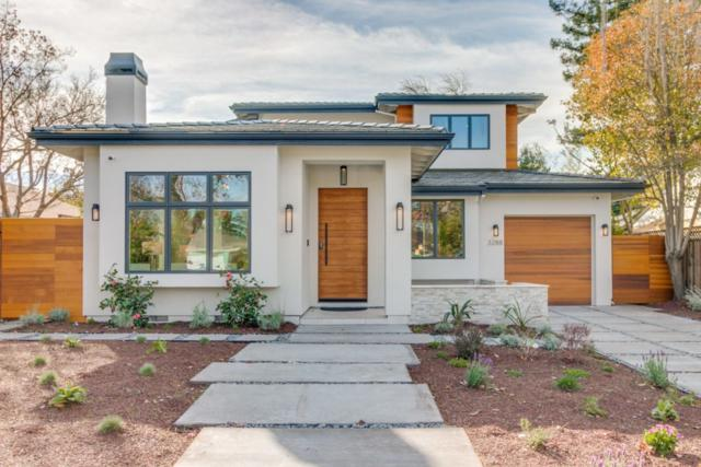 3288 Bryant St, Palo Alto, CA 94306 (#ML81745507) :: The Kulda Real Estate Group