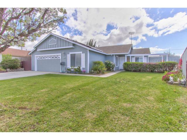 1018 Viewpointe St, Soledad, CA 93960 (#ML81745951) :: The Realty Society