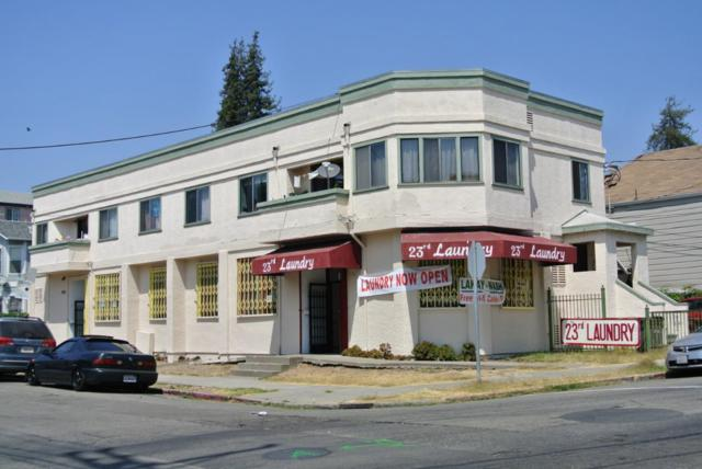 2301 23rd Ave, Oakland, CA 94606 (#ML81745987) :: The Warfel Gardin Group