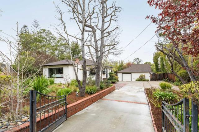 362 Camino Al Lago, Atherton, CA 94027 (#ML81746046) :: The Kulda Real Estate Group