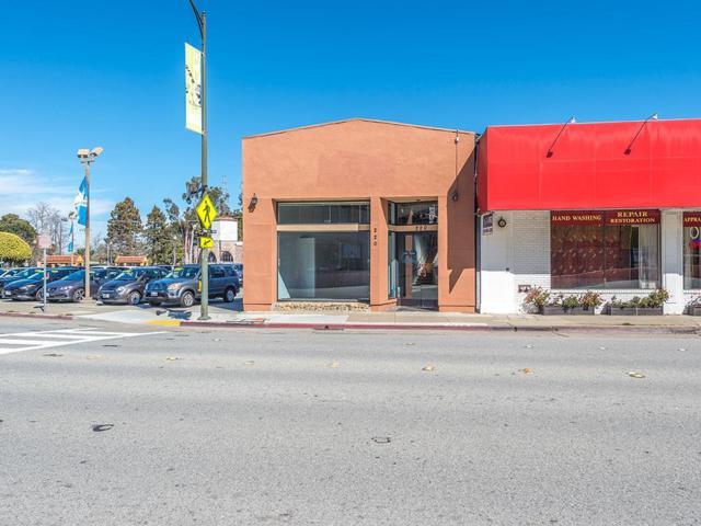 220 California Dr, Burlingame, CA 94010 (#ML81746084) :: Strock Real Estate
