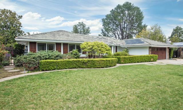 351 Juanita Way, Los Altos, CA 94022 (#ML81746307) :: The Realty Society