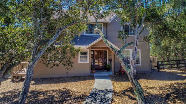 11530 Hidden Hills Rd, Carmel Valley, CA 93924 (#ML81746335) :: The Warfel Gardin Group