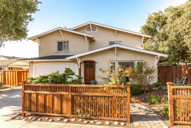 110 Amber Ln, Santa Cruz, CA 95062 (#ML81746475) :: The Realty Society