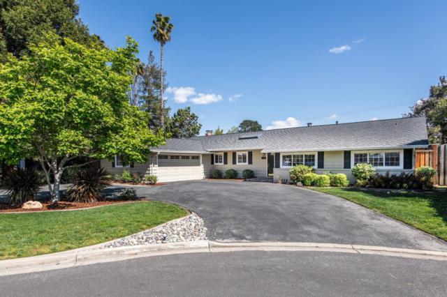 12440 Curry Ct, Saratoga, CA 95070 (#ML81746568) :: The Kulda Real Estate Group