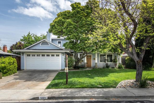 1465 Bonita Ave, Mountain View, CA 94040 (#ML81746572) :: The Warfel Gardin Group