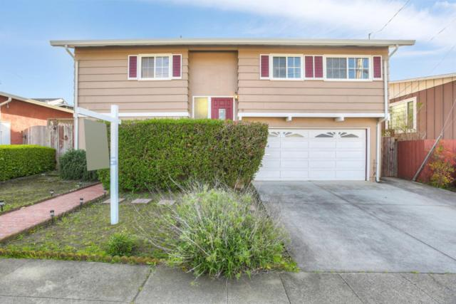1439 Crespi Dr, Pacifica, CA 94044 (#ML81746624) :: The Kulda Real Estate Group