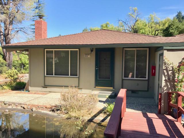 202 E Hilton Dr, Boulder Creek, CA 95006 (#ML81746733) :: Live Play Silicon Valley