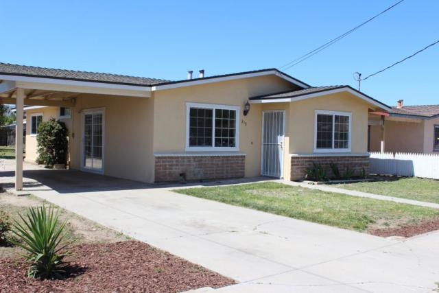 219 5th St, Greenfield, CA 93927 (#ML81746804) :: The Kulda Real Estate Group