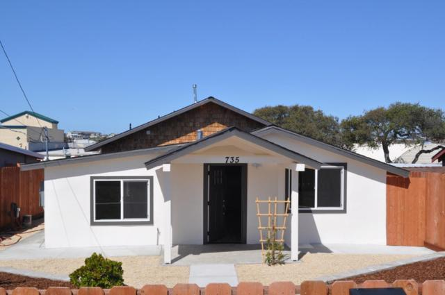 735 Palm Ave, Seaside, CA 93955 (#ML81746815) :: The Gilmartin Group