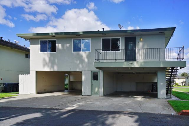 34843 Starling Dr 4, Union City, CA 94587 (#ML81746819) :: The Realty Society