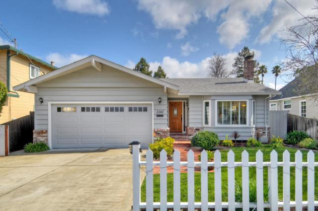 1141 Fairview Ave, Redwood City, CA 94061 (#ML81746822) :: The Realty Society