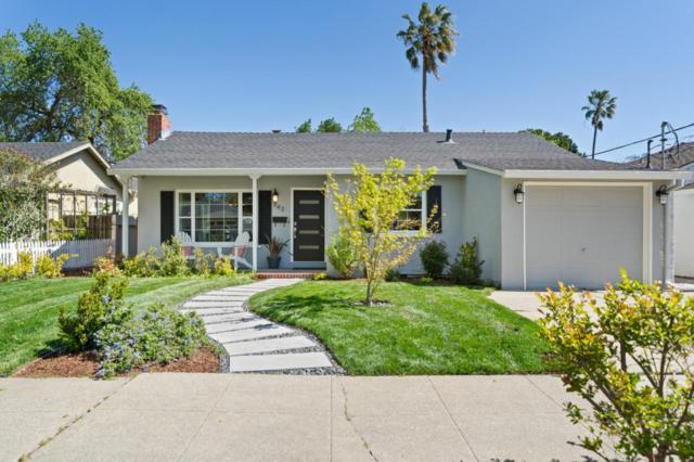 943 Johnson St, Redwood City, CA 94061 (#ML81746830) :: The Realty Society