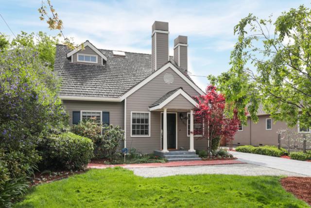 873 Partridge Ave, Menlo Park, CA 94025 (#ML81746865) :: Brett Jennings Real Estate Experts