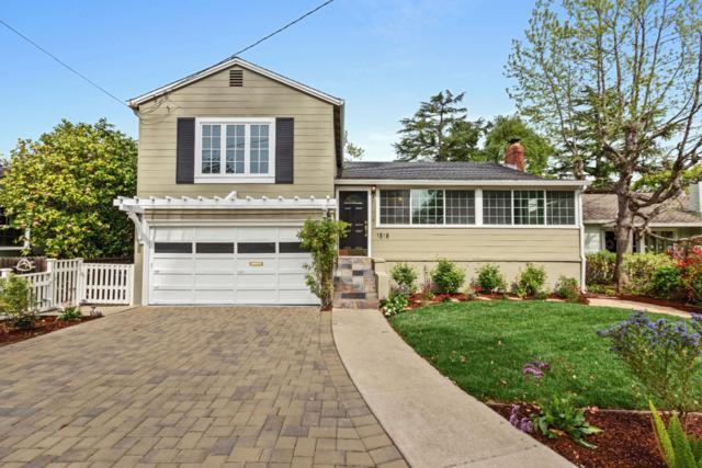 1518 Eaton Ave, San Carlos, CA 94070 (#ML81746882) :: Perisson Real Estate, Inc.