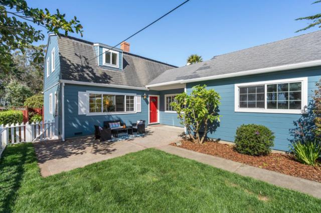 822 Palma St, El Granada, CA 94018 (#ML81746914) :: The Kulda Real Estate Group