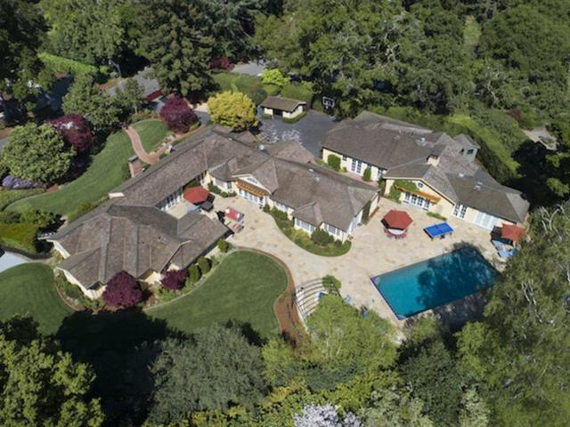 14 Flood Cir, Atherton, CA 94027 (#ML81746992) :: Strock Real Estate