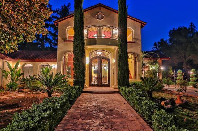 15471 Monte Vista Dr, Saratoga, CA 95070 (#ML81747038) :: The Kulda Real Estate Group
