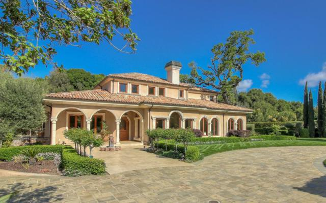 96 Heather Dr, Atherton, CA 94027 (#ML81747113) :: Strock Real Estate