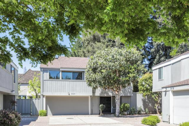 920 Menlo Ave, Menlo Park, CA 94025 (#ML81747134) :: The Realty Society