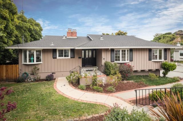 415 Middle Rd, Belmont, CA 94002 (#ML81747152) :: Brett Jennings Real Estate Experts