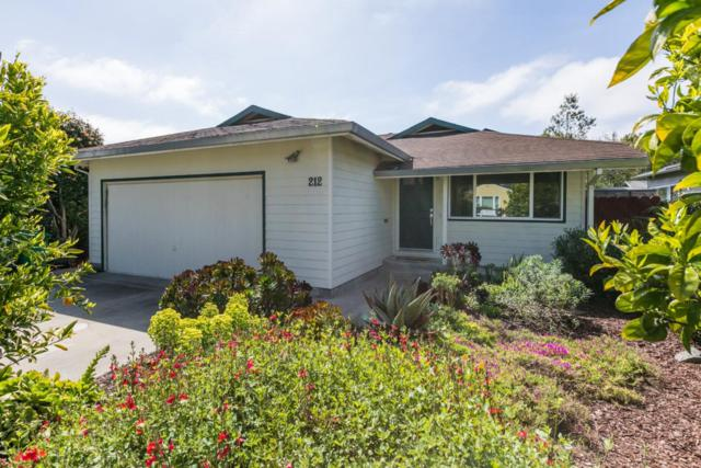212 Coulson Ave, Santa Cruz, CA 95060 (#ML81747216) :: The Realty Society