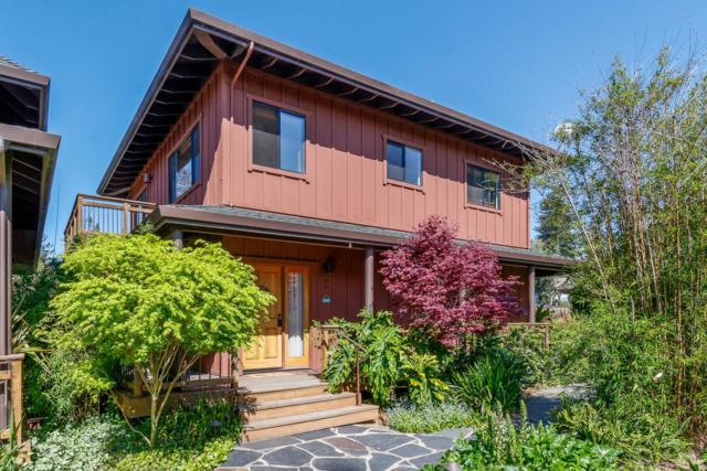 160 Belmont St C, Santa Cruz, CA 95060 (#ML81747243) :: The Warfel Gardin Group