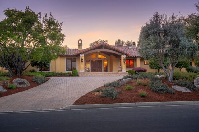13941 Camino Barco, Saratoga, CA 95070 (#ML81747311) :: Brett Jennings Real Estate Experts
