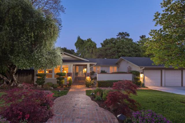 12438 Arroyo De Arguello, Saratoga, CA 95070 (#ML81747315) :: Brett Jennings Real Estate Experts