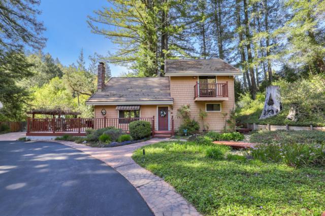 2150 Bean Creek Rd, Scotts Valley, CA 95066 (#ML81747367) :: The Kulda Real Estate Group
