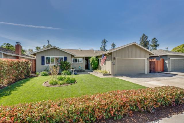 2070 Barrett Ave, San Jose, CA 95124 (#ML81747390) :: The Kulda Real Estate Group
