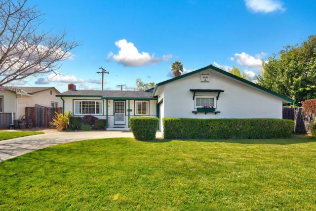 221 Virginia Ave, Campbell, CA 95008 (#ML81747472) :: The Kulda Real Estate Group