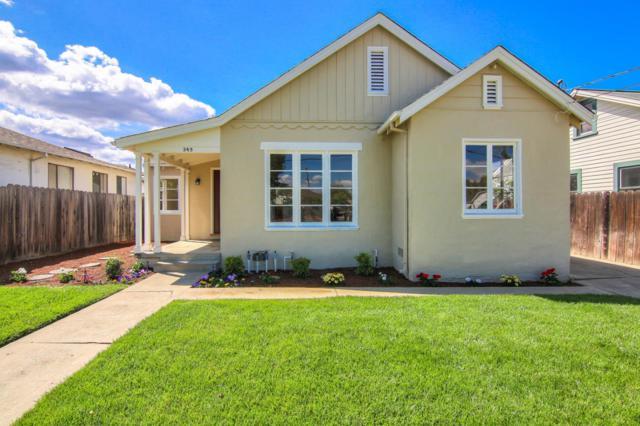 545 S Frances St, Sunnyvale, CA 94086 (#ML81747473) :: Brett Jennings Real Estate Experts