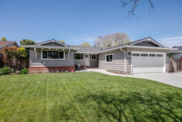 2585 Malaga Dr, San Jose, CA 95125 (#ML81747475) :: Julie Davis Sells Homes