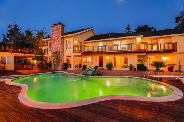 16375 Aztec Ridge Dr, Los Gatos, CA 95030 (#ML81747516) :: Julie Davis Sells Homes