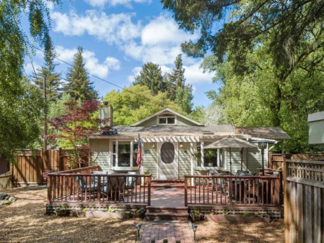 445 Maple Ave, Ben Lomond, CA 95005 (#ML81747568) :: The Kulda Real Estate Group