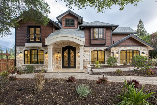 1346 Arbor Ave, Los Altos, CA 94024 (#ML81747638) :: Strock Real Estate