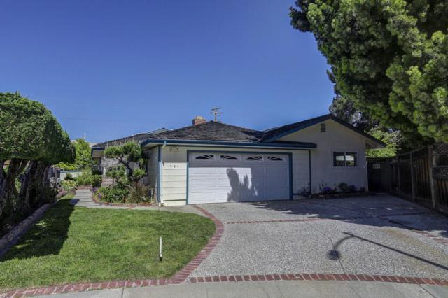 701 Citron Ave, Sunnyvale, CA 94087 (#ML81747693) :: The Warfel Gardin Group
