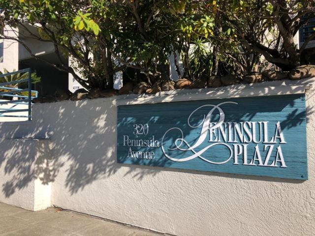 320 Peninsula Ave 208, San Mateo, CA 94401 (#ML81747699) :: Perisson Real Estate, Inc.