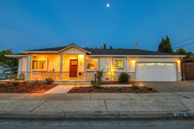 302 Portia Ave, Sunnyvale, CA 94086 (#ML81747709) :: The Warfel Gardin Group
