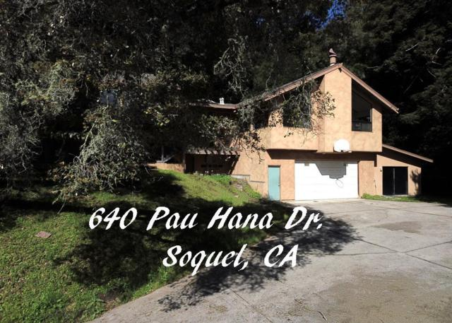 640 Pau Hana Dr, Soquel, CA 95073 (#ML81747710) :: The Warfel Gardin Group