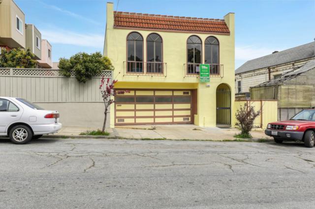 1360 Wayland St, San Francisco, CA 94134 (#ML81747744) :: Strock Real Estate