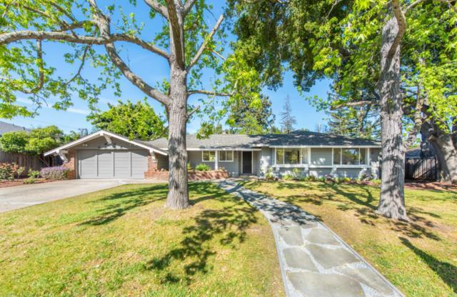 218 N Avalon Dr, Los Altos, CA 94022 (#ML81747770) :: The Realty Society