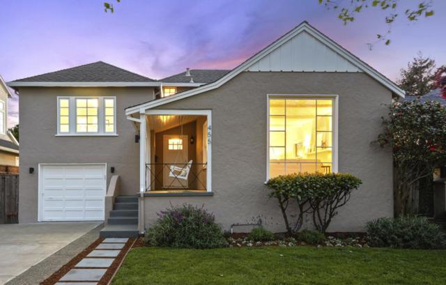 455 Chatham Rd, Burlingame, CA 94010 (#ML81747774) :: The Kulda Real Estate Group