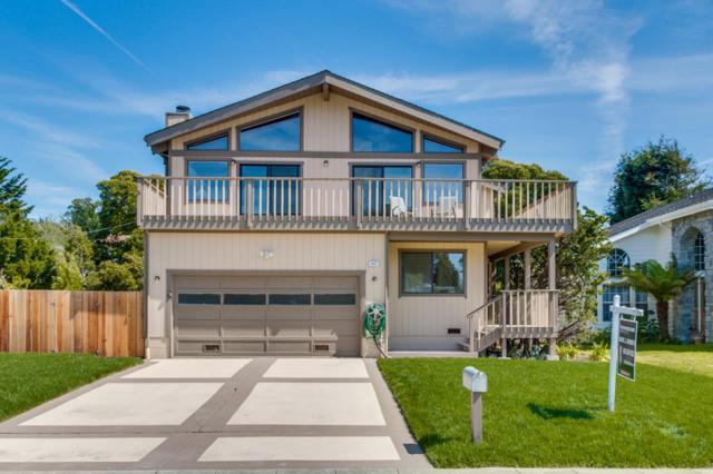649 Terrace Ave, Half Moon Bay, CA 94019 (#ML81747805) :: The Kulda Real Estate Group