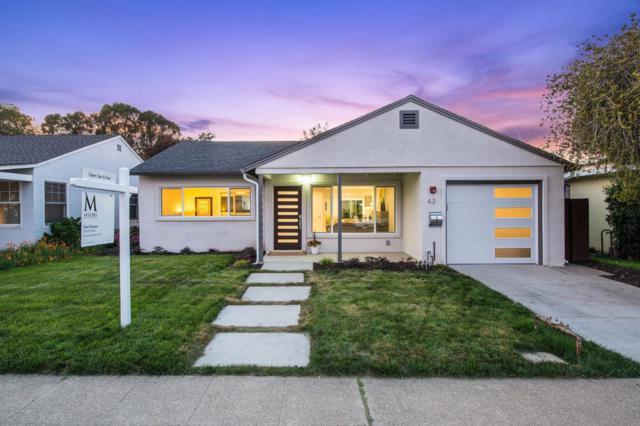 43 San Miguel Way, San Mateo, CA 94403 (#ML81747808) :: Perisson Real Estate, Inc.