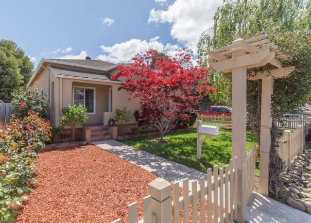 503 Roosevelt Ave, Redwood City, CA 94061 (#ML81747870) :: Perisson Real Estate, Inc.
