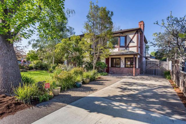 2912 South Ct, Palo Alto, CA 94306 (#ML81747895) :: The Kulda Real Estate Group